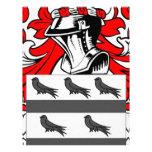 McCoy Coat of Arms Letterhead Template