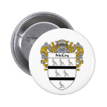 McCoy Coat of Arms (Mantled) Pinback Button