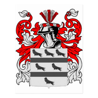 McCoy Coat of Arms Post Cards