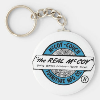 McCoy - Couch and Furniture MFG.CO Keychain