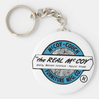 McCoy Couch and Furniture MFG.CO Keychain