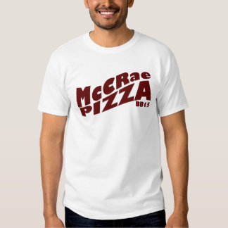McCrae Pizza-Big Brother T Shirt