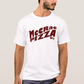 McCrae Pizza-Big Brother T-Shirt