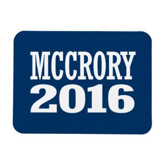McCrory - Pat McCrory 2016 Magnet
