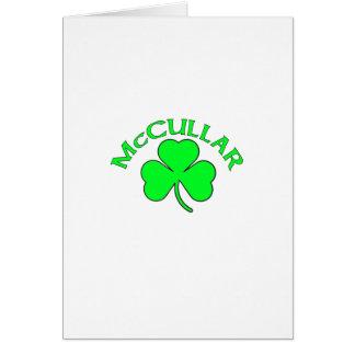 McCullar Cards