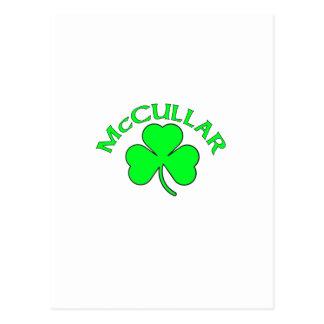 McCullar Postcards