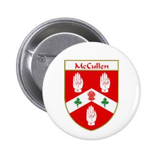 McCullen Pin Redondo De 2 Pulgadas