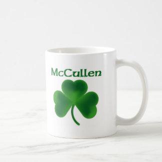 McCullen Shamrock Coffee Mug