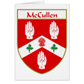 McCullen Tarjeta De Felicitación