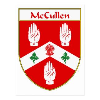 McCullen Tarjeta Postal