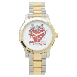 McCulloch Family Crest Watches