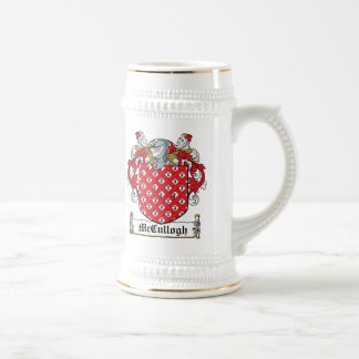 McCullogh Family Crest Coffee Mugs