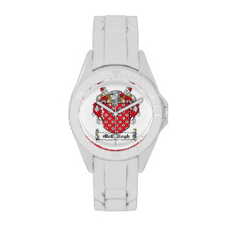 McCullogh Family Crest Wristwatch