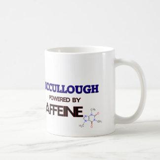 Mccullough accionó por el cafeína tazas