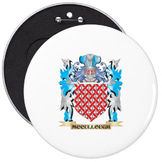 Mccullough Coat of Arms - Family Crest Buttons