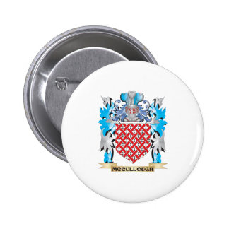 Mccullough Coat of Arms - Family Crest Pin