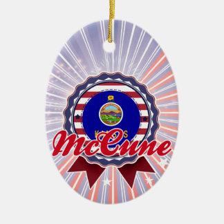 McCune KS Ornamento De Navidad