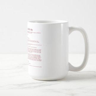 McCurdy (significado) Taza De Café