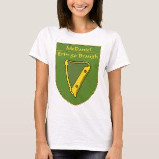 McDaniel 1798 Flag Shield T-Shirt