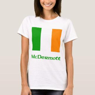 McDermott Irish Flag T-Shirt