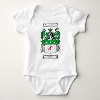 McDevitt Coat of Arms Baby Bodysuit