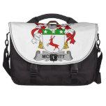 McDevitt Family Crest Bag For Laptop