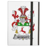 McDevitt Family Crest iPad Folio Case