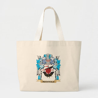 Mcdonald Coat of Arms - Family Crest Bags