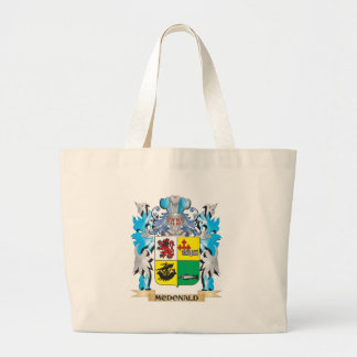Mcdonald- Coat of Arms - Family Crest Tote Bag