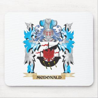 Mcdonald Coat of Arms - Family Crest Mousepad