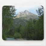 McDonald Creek at Glacier National Park Mouse Pad