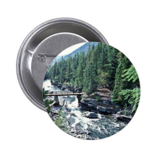 Mcdonald Creek - Glacier National Park Pins