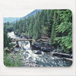 Mcdonald Creek - Glacier National Park Mousepads