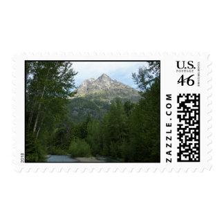 McDonald Creek Stamp