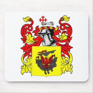 McDonald (English) Coat of Arms Mousepads