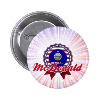 McDonald KS Pin