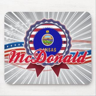 McDonald, KS Mousepads