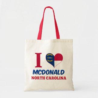 McDonald, North Carolina Bags
