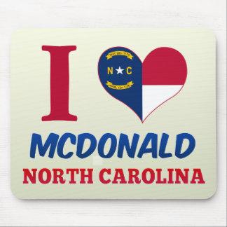McDonald, North Carolina Mousepads