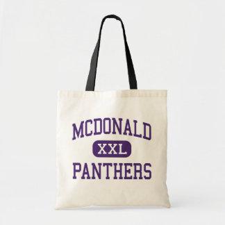 McDonald - Panthers - Junior - Katy Texas Bags
