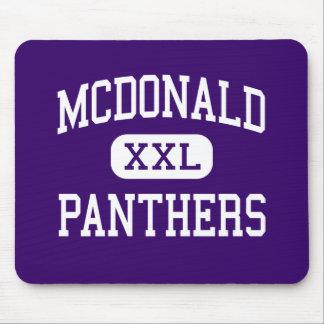 McDonald - Panthers - Junior - Katy Texas Mouse Pad
