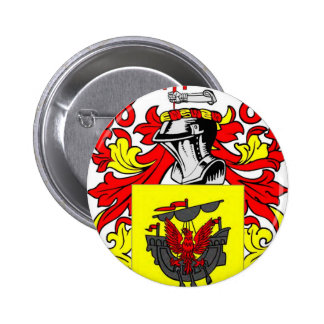 McDonald Scottish Coat of Arms Pinback Buttons