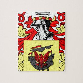 McDonald (Scottish) Coat of Arms Jigsaw Puzzle