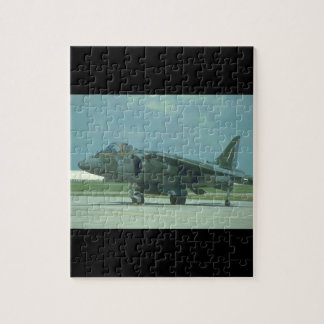 McDonnel Douglas AV-8B_Aviation Photography Jigsaw Puzzle