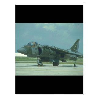 McDonnel Douglas AV-8B_Aviation Photography Postcard