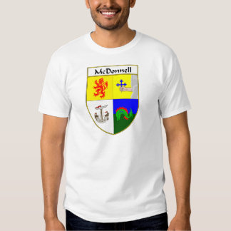 McDonnell Coat of Arms/Family Crest T-Shirt