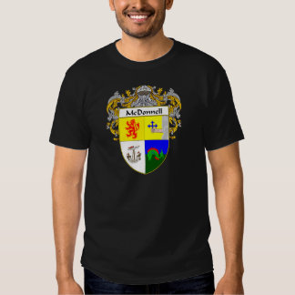 McDonnell Coat of Arms (Mantled) T-Shirt