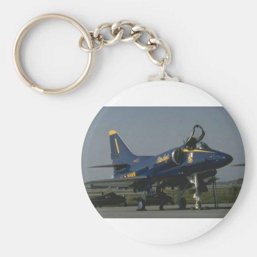 McDonnell Douglas A4 Skyhawk, ángeles azules Llavero