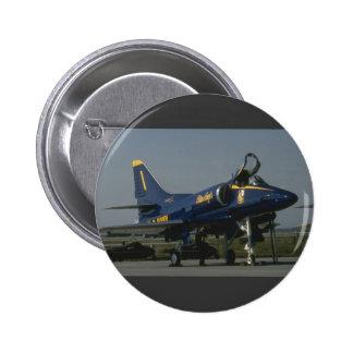 McDonnell-Douglas A4 Skyhawk, Blue Angels Button