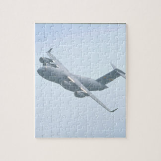 McDonnell Douglas C-17A_Aviation Photography II Jigsaw Puzzle